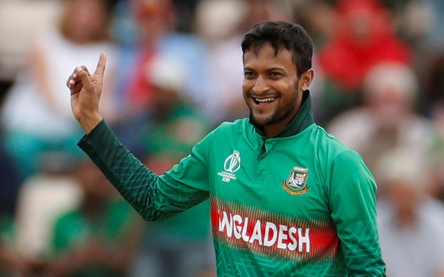 Shakib all-round Show Too Hot For West Indies