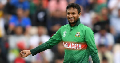 Shakib shines on return to turn down West Indies in the series opener