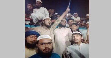 ঢাকা-চট্টগ্রাম মহাসড়ক অবরোধ