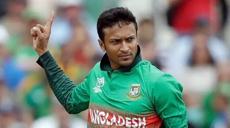 5 best ODI Innings of Shakib Al Hasan