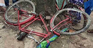 সড়ক দুর্ঘটনায় বিয়ানীবাজারে বাই সাইকেল আরোহী নিহত